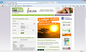 Hotel jobs South Africa